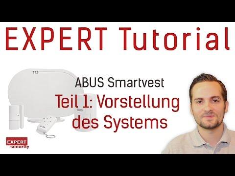 ABUS Smartvest – Teil 1: Vorstellung des Systems