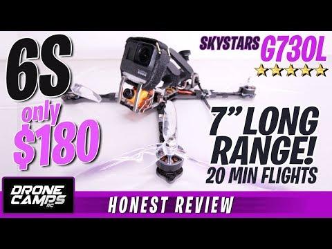 6s-long-range-fpv-7-quad-for-$180--skystars-g730l--honest-review--flights