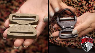 Austri Alpin ShotShow 2020 - Cobra Buckles And More