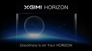 XGIMI HORIZON フルHDホームプロジェクター