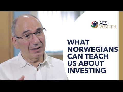 What is the 'Norwegian Model' of investment?