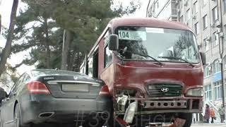 В Анапе два человека пострадали в ДТП с автобусом