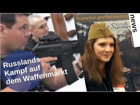 Russlands Kampf auf dem Waffenmarkt [Video]