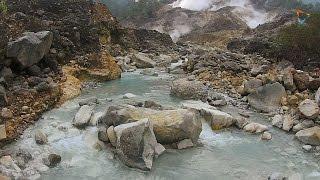 DRONE JOURNALISM: Kawah Ratu Gunung Salak