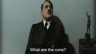 Pros and Cons with Adolf Hitler: Bananas
