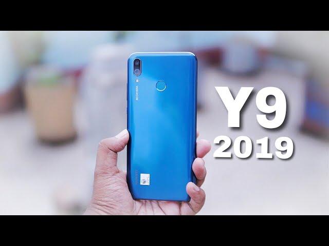 Huawei Y9 (2019) Fiche technique et caractéristiques, test