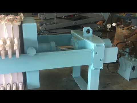 Merrit Filter Press