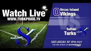 19-20 Girl's Soccer - Sultan vs. Orcas Island
