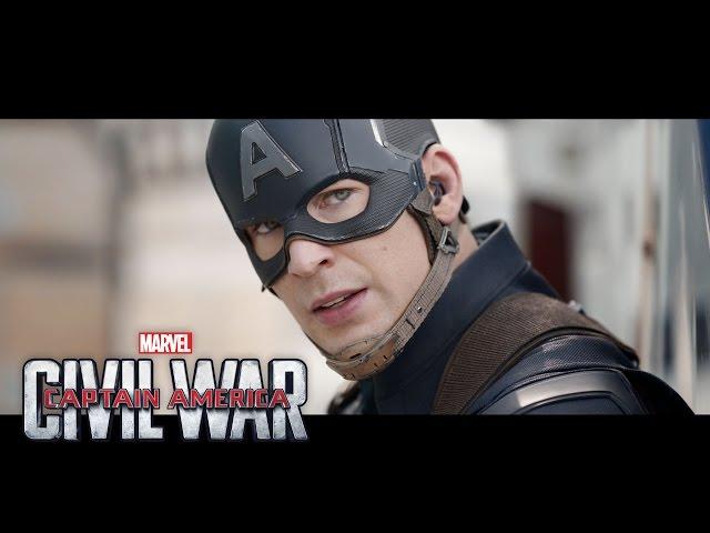 Marvel's Captain America 3: Civil War Trailer 2
