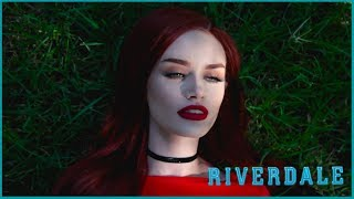 Download Youtube: CHERYL BLOSSOM MAKEUP TUTORIAL : ASHTOBERFEST DAY 7/31 | atleeeey