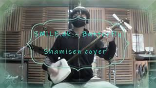 Butterfly(SMiLE.dk)を三味線で弾いてみた/Shamisen cover