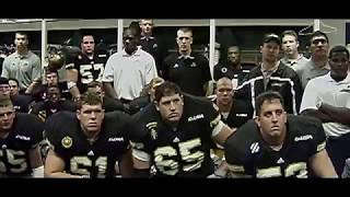 CBS Intro to 2016 Army-Navy Game Presented by USAA