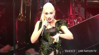 Hollaback Girl ~ Gwen Stefani Live TIWTTFL Tour Xfinity Center Mansfield, MA