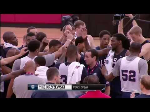 All Access: Coach K Wired at the USA Basketball Men's National Team Training Camp