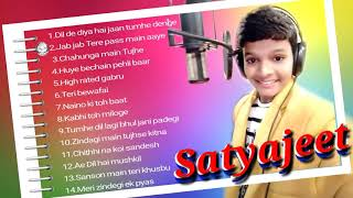 Satyajeet jena all hit popular(new) songs 2019 hindi songs