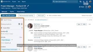 LinkedIn Jobs video