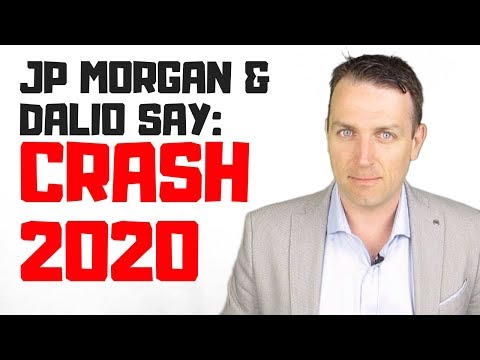STOCK MARKET CRASH COMING IN 2020 - HOW TO INVEST - STOCK MARKET NEWS