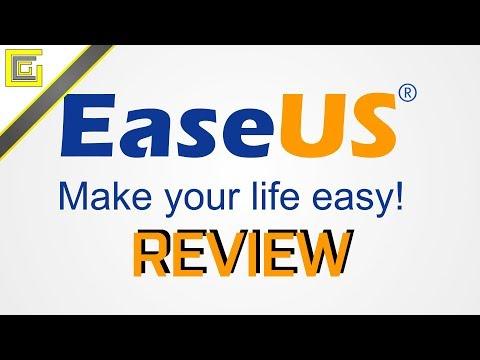 EaseUS Dattenrettung - Review / Test und Tutorial