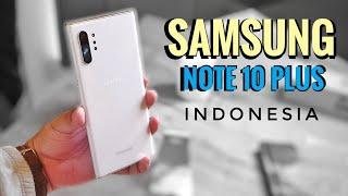 Samsung Galaxy Note 10+ Resmi Indonesia! Apa Bagusnya? #CurhatGadget