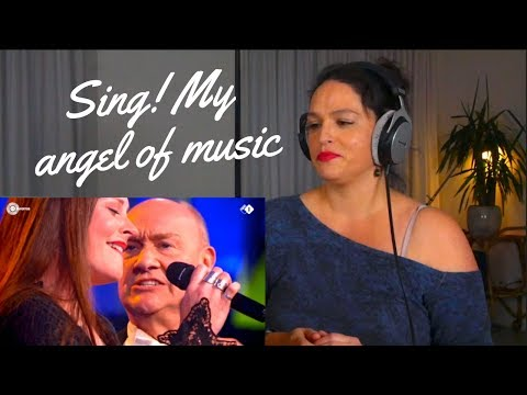 Vocal coach reacts to Floor Jansen & Henk Poort: The phantom of the opera