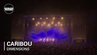 Caribou Boiler Room x Dimensions Opening Concert Live Set