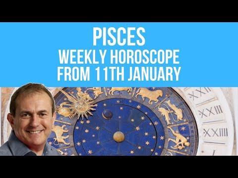 Weekly Horoscopes from 11th January 2021