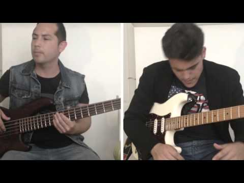 Israel & New Breed - Chasing Me Down ft. Tye Tribbett (BASS&GUITAR) COVER
