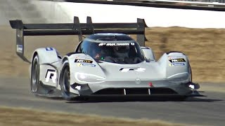 2018 Goodwood Festival of Speed BEST of Day 4 - Shootout, Almost Crash, Burnouts, Donuts & More!