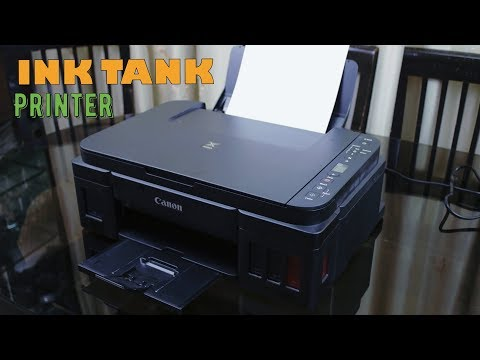 Canon Pixma G3010 all in one wireless ink tank printer review (Best Home / Office Printer)
