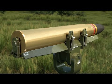 future anti tank weapons fastest missile launcher in the wor