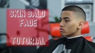 Crew Cut - Short Mens Skin Bald Fade Hair Tutorial - (Showcase)