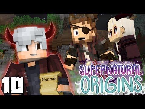 A DEAL WITH TRUE EVIL?? Supernatural Origins (Minecraft Werewolf Roleplay)