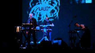 John Foxx & The Maths -  He's a liquid - Mole Vanvitelliana - Ancona 28.07.2012 Acusmatiq 7.0