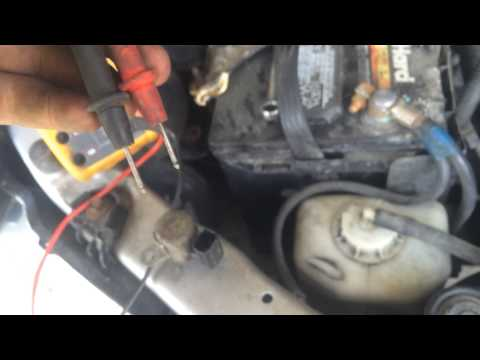 Honda Transmission Solenoids B and C: Removal and Testing