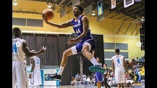 Republica Dominicana vs Islas Virgenes Mejores Jugadas FIBA FBWC 2018 (Selección Dominicana)