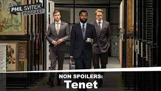 Tenet: Non-Spoiler Thoughts On Seeing Christopher Nolan's Latest Film