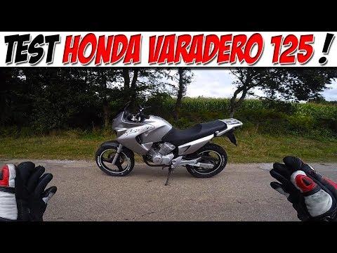 Honda XLV 125 Varadero