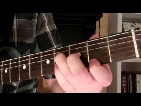 How To Play the Ebm Chord On Guitar (E flat minor)