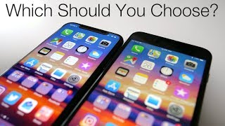iPhone X or iPhone 8 Plus - Which Should You Choose?