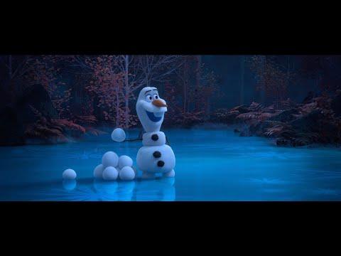 Disney выпустила короткометражку с Олафом из «Холодного сердца»