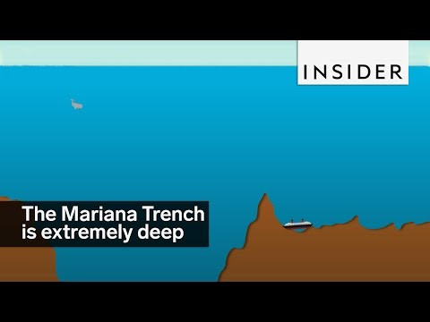The Mariana Trench Is Deeper Than You Can Imagine