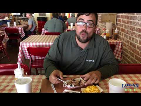 Sam and Nick from Logan HVAC give their thoughts on some of the most popular menu items at Big Tiny's BBQ in Mooresville, NC. It's safe to say, now that we are offering HVAC, electrical and weatherization services in Mooresville, we will be enjoying this delicious BBQ more often!