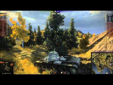 World of Tanks KV-3 Review