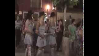preview picture of video 'Fiesta de disfraces 2013'