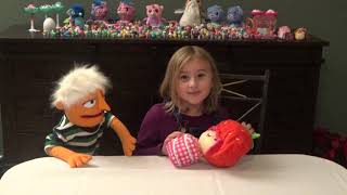 FLIPAZOO VIDEO of ZANNA- TOY WORLD WEEKLY