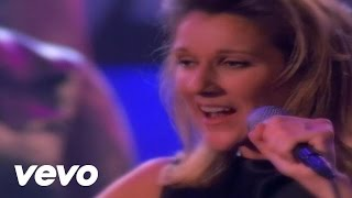 Céline Dion   Call The Man (VIDEO   Live Performance 1997)