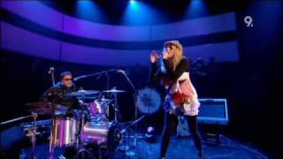 THE TING TINGS THAT'S NOT MY NAME LIVE AT JOOLS HOLLAND LIVE.avi