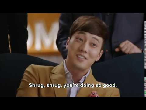MASTER'S SUN - Three Bears Scene - So Jisub, Gong Hyo Jin, Seo In Guk, Choi Jung Woo