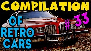 The Big Old Cars Compilation № 33