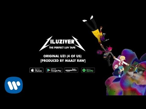 Lil Uzi Vert - Original Uzi(4 Of Us) [Produced By Maaly Raw + Ike Beatz]